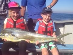 The Rocks Fishing Charters SEA SCOUT II SOUTH WEST ROCKS children.jpg