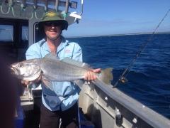 plenty of Mackrel fish and the odd Jewie fish.jpg