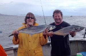 Andrew Sharp charter fishing