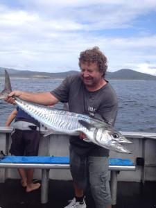 Andrew Sharp fish charter fishing