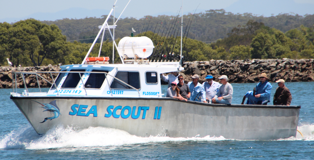 Sea-Scout-II-South-West-Rocks-fishing-charter-company
